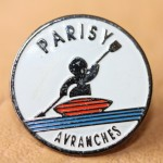 Pin's Canoë-CLub d'Avranches