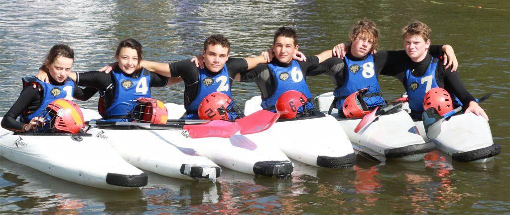 Cadets Champions de France 2011