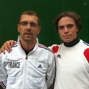 Laurent et Landry